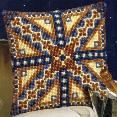 Подушка. Болгарский крест