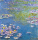 Water Lilies, 1908 01