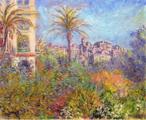 Villas at Bordighera 03, 1884