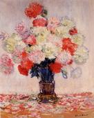Vase of Peonies, 1882