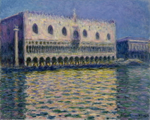 The Palazzo Ducale, 1908