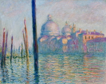 The Grand Canal in Venice 01, 1908