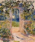 The Garden Gate, 1881