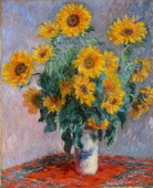 Bouquet of Sunflowers, 1880